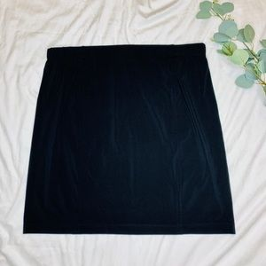 CHICO'S Black skirt kerrie skirt size 3